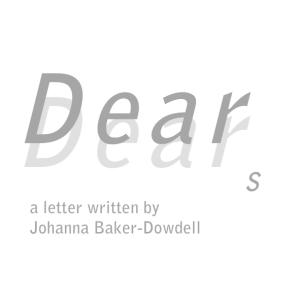 Dear Johanna